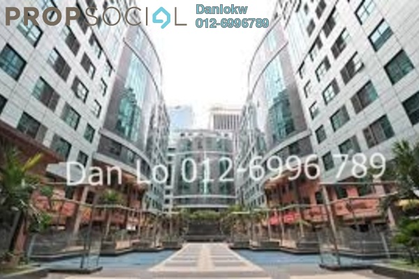 For Sale Office at Megan Avenue 1, KLCC Freehold Semi Furnished 2R/1B 1.08m