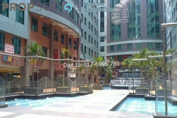 For Rent Office at Megan Avenue 1, KLCC Freehold Semi Furnished 2R/1B 5.95k