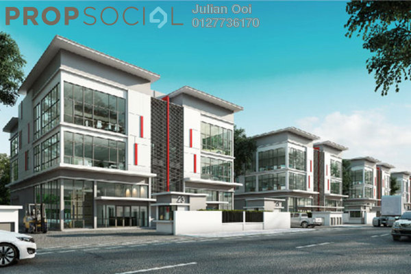 For Sale Factory at Sekitar 26, Shah Alam Freehold Unfurnished 0R/0B 5.69m
