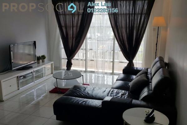 For Rent Condominium at Sterling, Kelana Jaya Leasehold Fully Furnished 3R/2B 2.5k