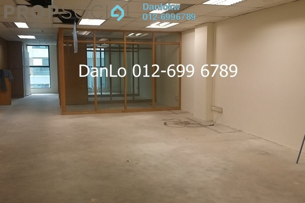 For Sale Office at Megan Avenue 1, KLCC Freehold Semi Furnished 2R/1B 1.19m