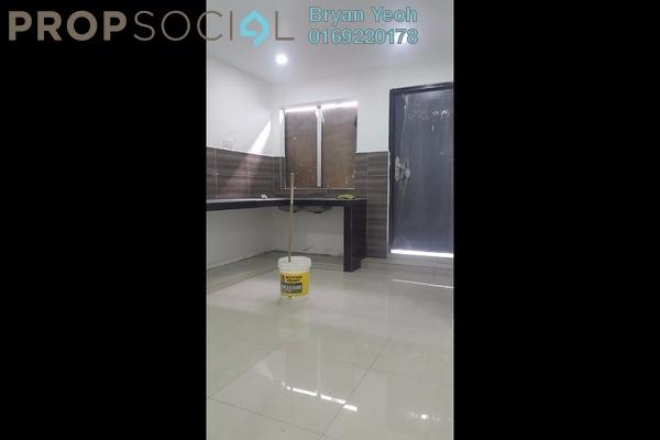 For Sale Terrace at Taman Sentosa, Klang Freehold Semi Furnished 4R/3B 330k