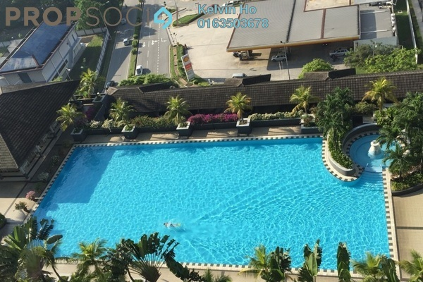 For Sale Condominium at Amadesa, Desa Petaling Freehold Fully Furnished 3R/2B 480k