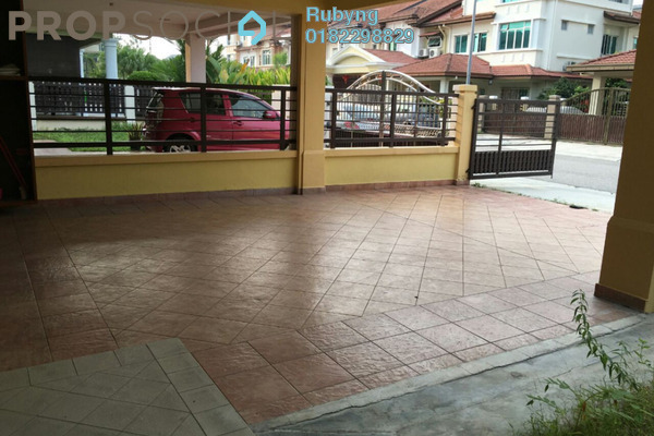 For Sale Superlink at Ambang Botanic 1, Klang Freehold Unfurnished 4R/5B 998k