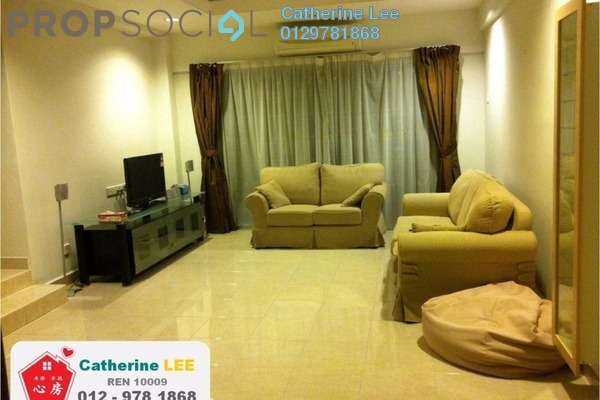 For Sale Condominium at Kelana Mahkota, Kelana Jaya Leasehold Fully Furnished 3R/2B 660k