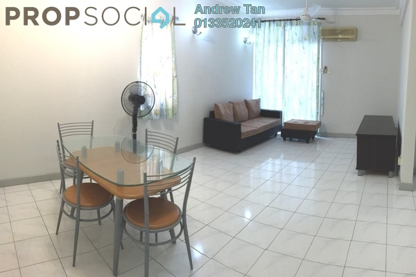 For Sale Condominium at D'Aman Crimson, Ara Damansara Freehold Semi Furnished 3R/2B 495.0千