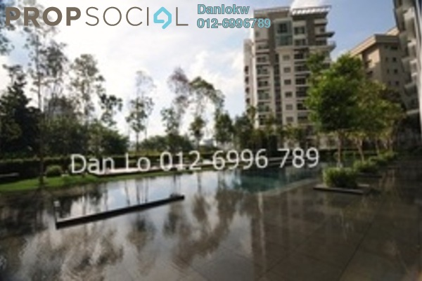 For Sale Condominium at Hampshire Place, KLCC Freehold Fully Furnished 1R/1B 1.14m