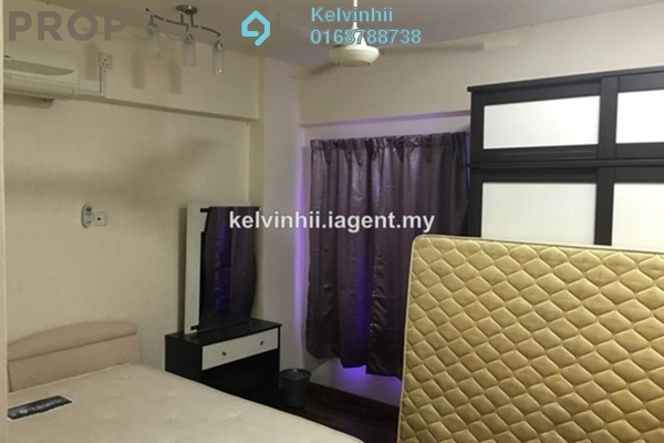 For Rent Condominium at Pertiwi Indah, Cheras Leasehold Semi Furnished 3R/2B 2.5k