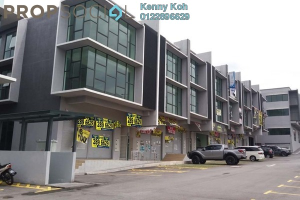 For Rent Shop at Taman Bukit Serdang, Seri Kembangan Freehold Unfurnished 0R/2B 4k
