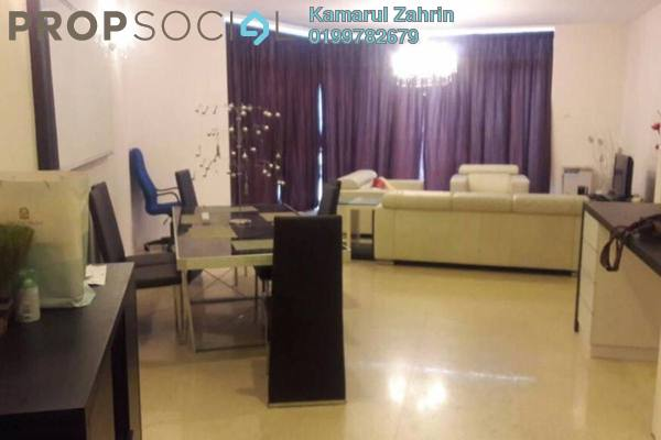 For Sale Condominium at Idaman Residence, KLCC Freehold Fully Furnished 3R/3B 1.5m