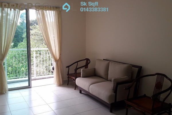 For Rent Condominium at Casa Indah 2, Tropicana Leasehold Fully Furnished 3R/3B 2.4k