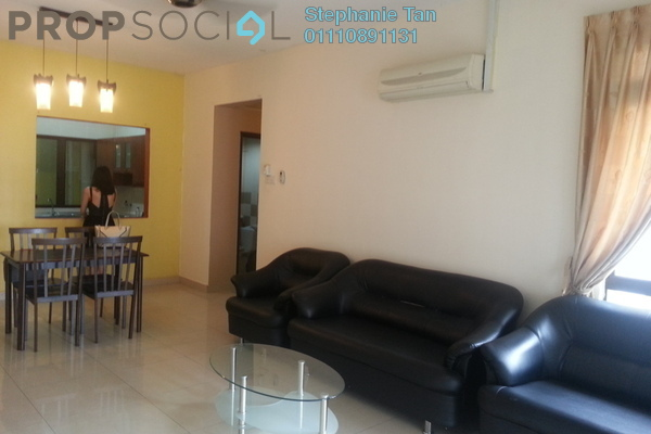 For Sale Condominium at Sri Putramas II, Dutamas Freehold Fully Furnished 3R/2B 550k