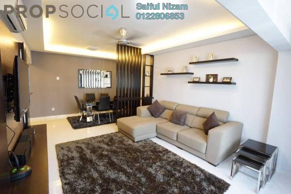 For Sale Condominium at BAM Villa, Cheras Leasehold Fully Furnished 2R/2B 390k