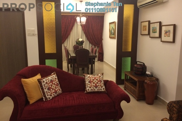 For Sale Condominium at Sri Putramas II, Dutamas Freehold Fully Furnished 4R/3B 635k