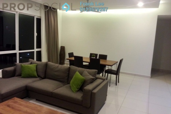 For Sale Condominium at Glomac Damansara, TTDI Freehold Fully Furnished 3R/3B 1.3m