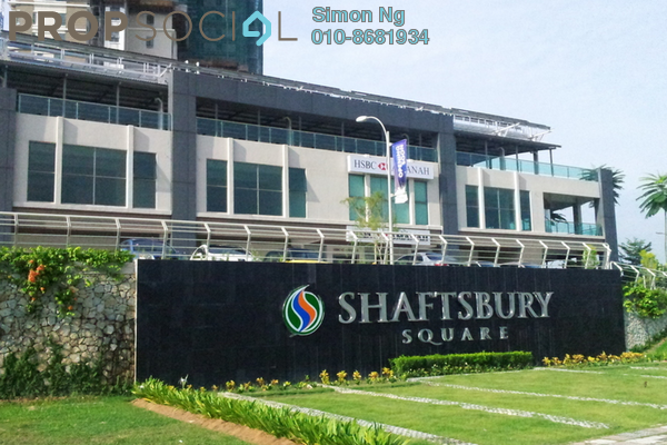 For Rent Condominium at Shaftsbury Square, Cyberjaya Freehold Fully Furnished 1R/1B 1.4k