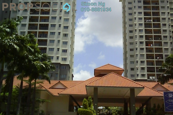 For Rent Condominium at Kelana Mahkota, Kelana Jaya Leasehold Fully Furnished 3R/2B 1.9千