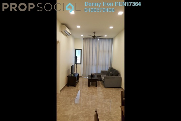 For Sale Serviced Residence at Laman Ceylon, Bukit Ceylon Freehold Fully Furnished 2R/2B 1.35m