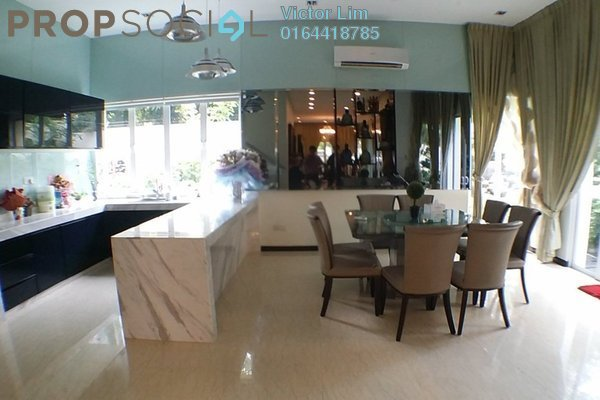 For Sale Semi-Detached at Villa Manja, Bandar Menjalara Freehold Semi Furnished 6R/5B 3.5m