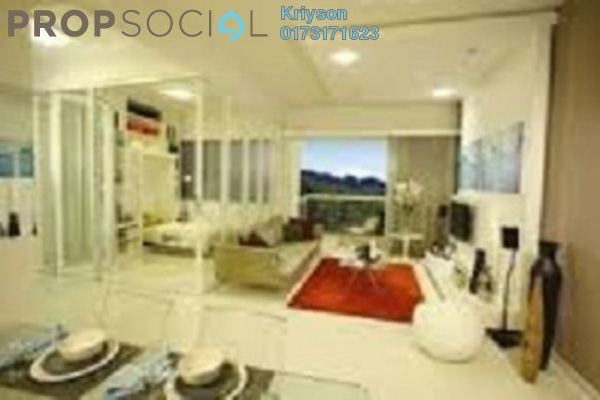 For Rent Condominium at Tiara Ampang, Ampang Leasehold Unfurnished 3R/2B 2.1k