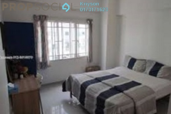 For Rent Condominium at Kepong Central Condominium, Kepong Leasehold Semi Furnished 3R/2B 1.2k