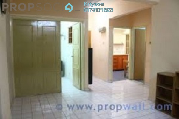 For Rent Condominium at Menara Orkid, Sentul Leasehold Fully Furnished 3R/2B 1.5k