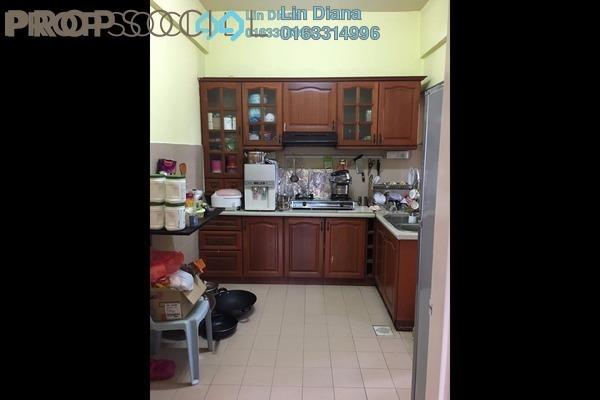 For Sale Condominium at Evergreen Park, Bandar Sungai Long Freehold Semi Furnished 3R/2B 420k