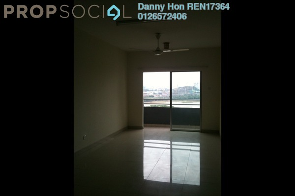 For Rent Condominium at Kinrara Mas, Bukit Jalil Freehold Semi Furnished 3R/2B 1.2k