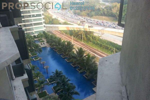 For Sale Condominium at Saujana Residency, Subang Jaya Freehold Semi Furnished 4R/3B 1.2m