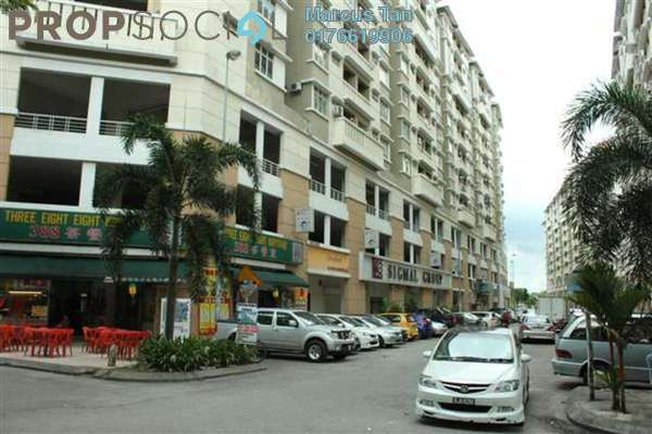 For Sale Condominium at Fortune Avenue, Kepong Freehold Unfurnished 3R/2B 500k
