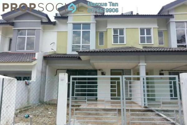 For Sale Terrace at Taman Bukit Desa, Kepong Freehold Unfurnished 4R/3B 400k