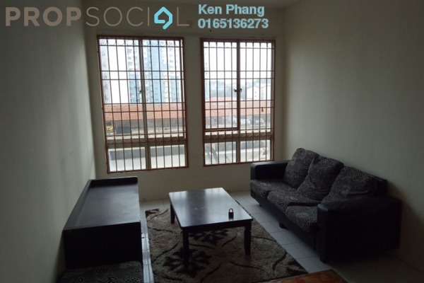 For Rent Condominium at Vista Impiana Apartment, Seri Kembangan Leasehold Semi Furnished 3R/2B 900translationmissing:en.pricing.unit