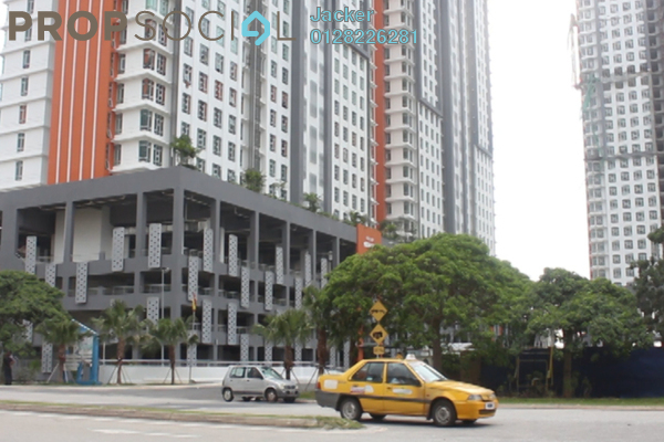 For Rent Condominium at The Arc, Cyberjaya Freehold Fully Furnished 3R/2B 1.8k
