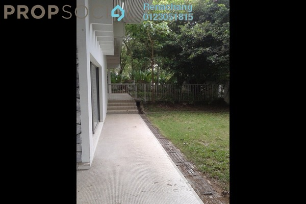For Rent Bungalow at Jelutong Villa, Damansara Heights Freehold Semi Furnished 4R/4B 9k