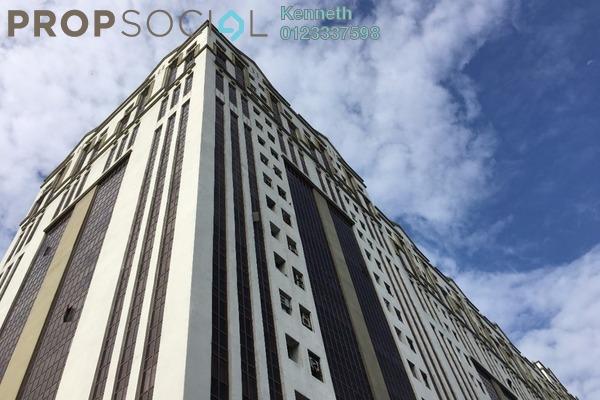 For Sale Office at Damansara Intan, Petaling Jaya Leasehold Fully Furnished 0R/2B 460k