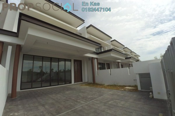 For Sale Superlink at Garinia, Elmina Gardens Freehold Unfurnished 4R/3B 840k