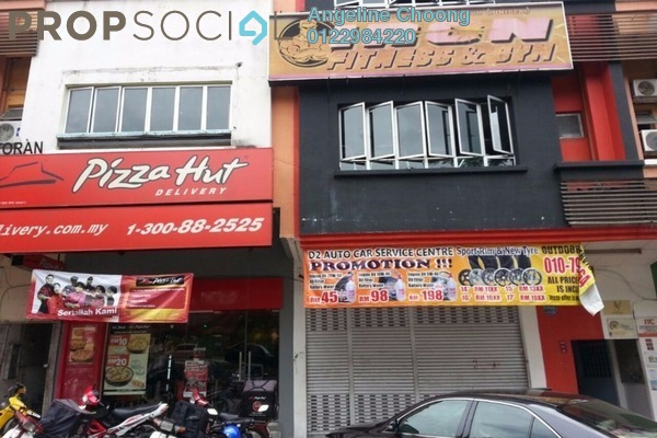 For Rent Shop at Wangsa Metroview, Wangsa Maju Freehold Unfurnished 0R/2B 5.8k