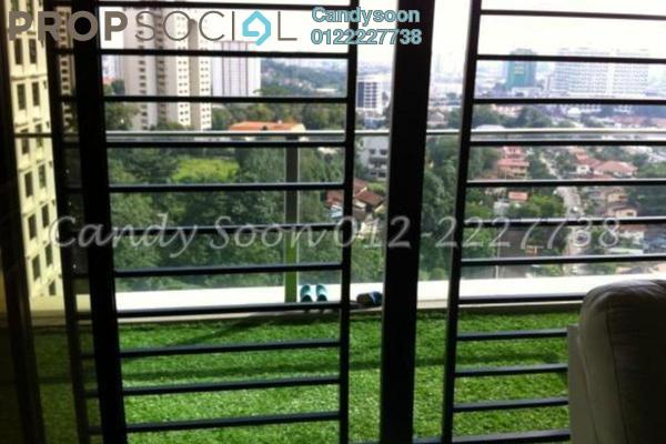 For Sale Condominium at Papillon Desahill, Taman Desa Freehold Fully Furnished 4R/4B 1.47m