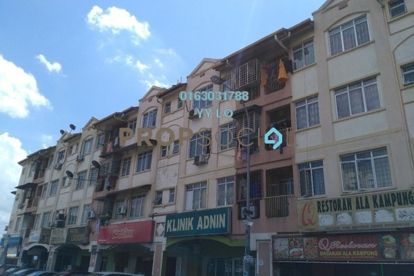 For Sale Apartment at Pandan Utama, Pandan Indah Leasehold Unfurnished 3R/1B 175k