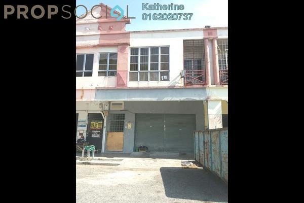 For Rent Shop at Subang Bestari, Subang Leasehold Unfurnished 0R/0B 2k