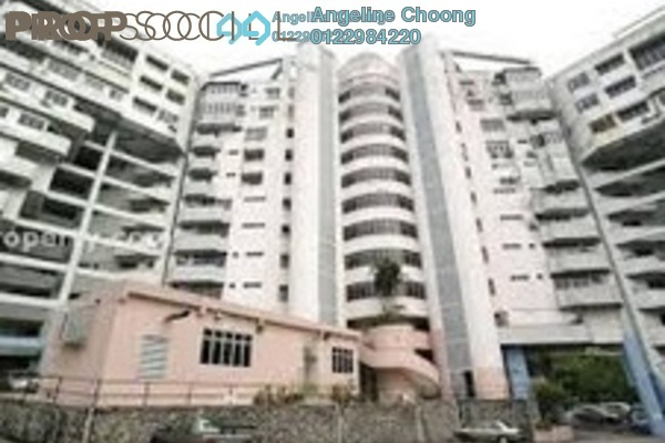 For Rent Condominium at Wangsa Heights, Bukit Antarabangsa Freehold Fully Furnished 2R/2B 1.3k