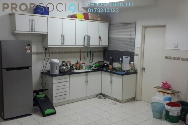 For Sale Apartment at Bayu Puteri, Tropicana Leasehold Semi Furnished 3R/2B 480k