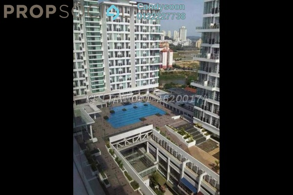 For Sale SoHo/Studio at The Scott Soho, Old Klang Road Freehold Semi Furnished 1R/2B 505k