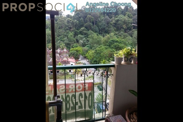 For Sale Condominium at Villa Duta, Bukit Antarabangsa Leasehold Semi Furnished 3R/2B 290k