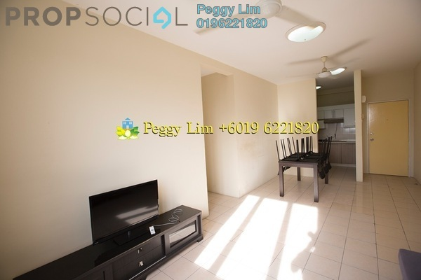 For Rent Condominium at Casa Subang, UEP Subang Jaya Freehold Semi Furnished 4R/2B 1.2k