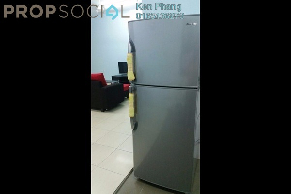 For Rent Condominium at Villa Park, Seri Kembangan Freehold Fully Furnished 4R/2B 1.7k