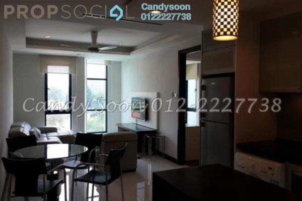 For Sale Condominium at Casa Residency, Pudu Freehold Fully Furnished 2R/2B 938k