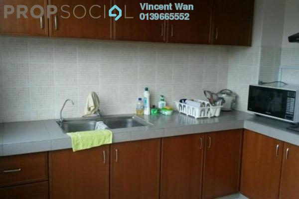 For Rent Condominium at Cyber Heights Villa, Cyberjaya Freehold Semi Furnished 4R/4B 2.2k