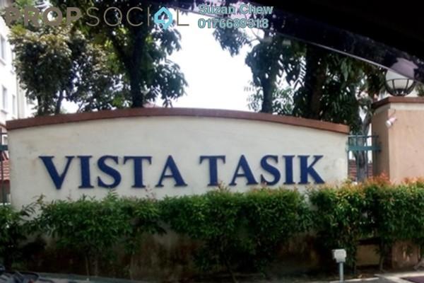 For Sale Condominium at Vista Tasik, Bandar Sri Permaisuri Freehold Semi Furnished 3R/2B 525k