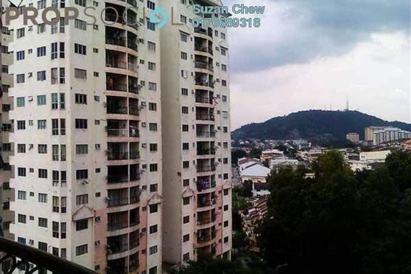 For Sale Condominium at Awana Puri, Cheras Freehold Semi Furnished 3R/3B 480k